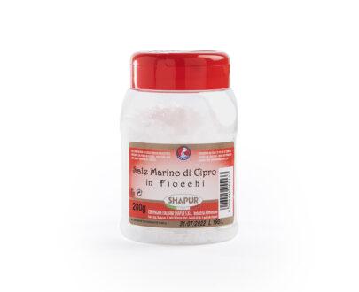 Fiocchi di sale di Cipro