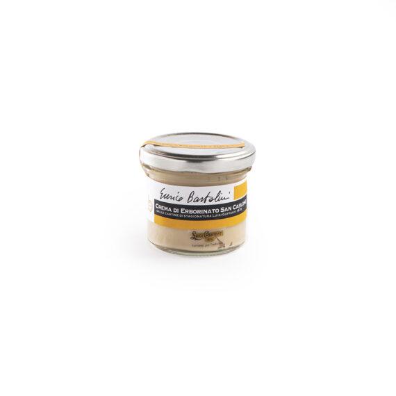 Crema di formaggio erborinato