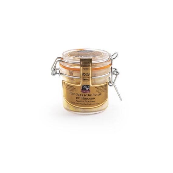 Foie gras intero igp