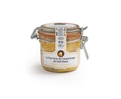 Foie gras d'anatra 180g