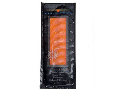 Salmone norvegese preaffettato congelato