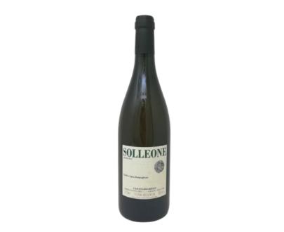 vino bianco bio naturale solleone